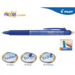 Στυλό Pilot Frixion Ball Clicker 0.7 mm Μπλε