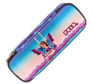 Polo Κασετίνα Οβάλ Pencil Case Duo Belike 62 Fairy