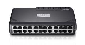 NETIS SWITCH 24-PORT 10/100Mbps
