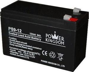 POWER KINGDOM BATTERY 12V 9AH