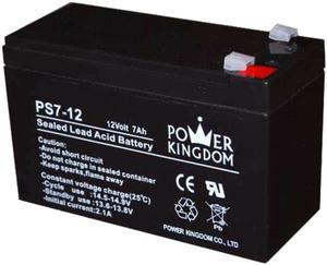 POWER KINGDOM BATTERY 12V-7Ah