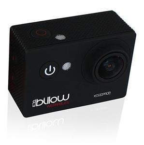 BILLOW WI-FI SPORT/ACTION CAMERA 1080P (BLACK)