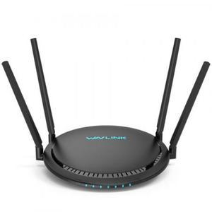 WAVLINK WL-QUANTUM-D4G AC1200 Dual-band Smart Wi-Fi Router with Touchlink and Giga LAN